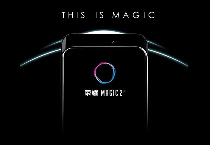 El Honor Magic 2 muestra su diseño en el primer teaser oficial