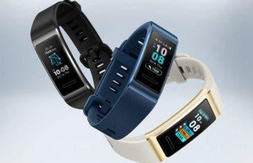 Huawei Band 3 Pro: una smartband mejorada con GPS e Inteligencia Artificial