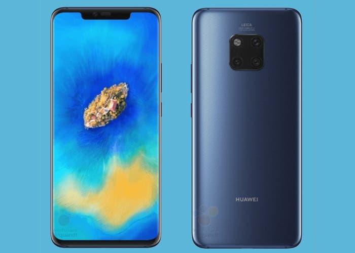 Huawei Mate 20 Pro: aparece un vídeo promocional a pocos días de su presentación