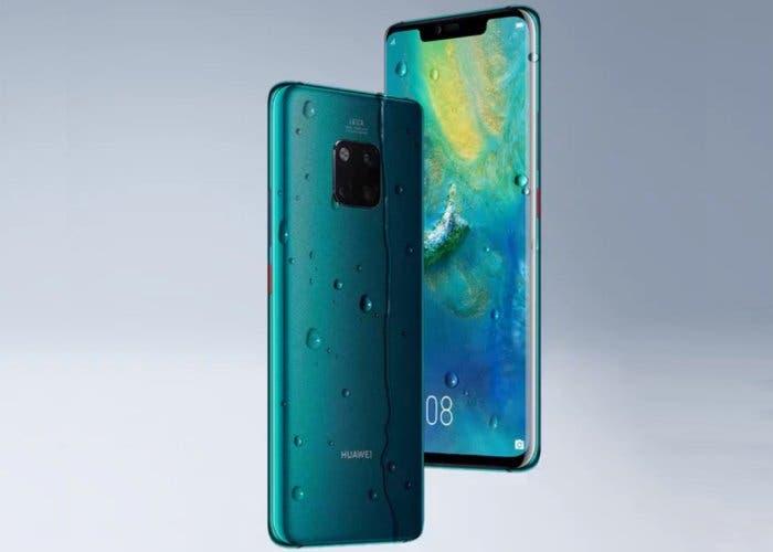 El Huawei Mate 20 Pro ya está actualizando a Android 10 estable