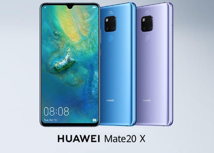 Huawei Mate 20X: el nuevo teléfono gaming de Huawei ya es oficial