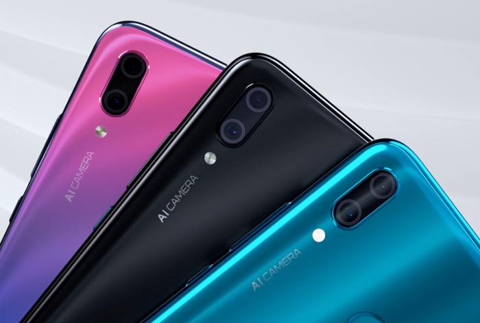El Huawei Y9 2019 es oficial: gran pantalla, nuevo diseño y Kirin 710