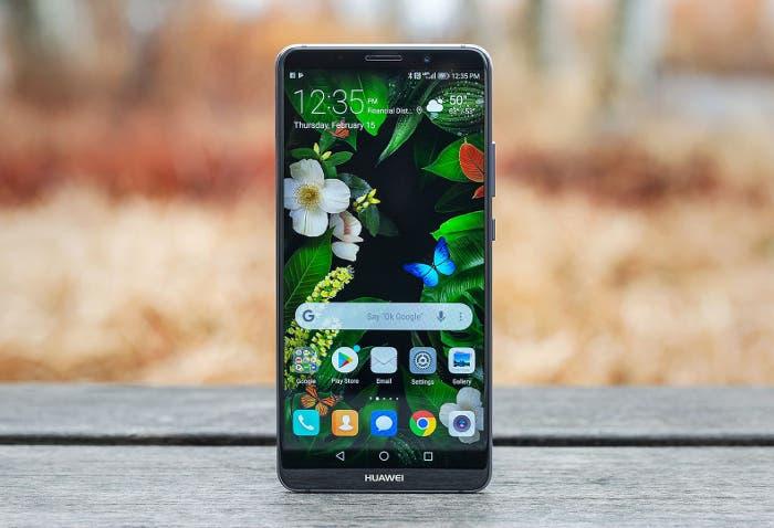 Algunos Huawei Mate 10 Pro están actualizando a Android 9.0 Pie oficialmente