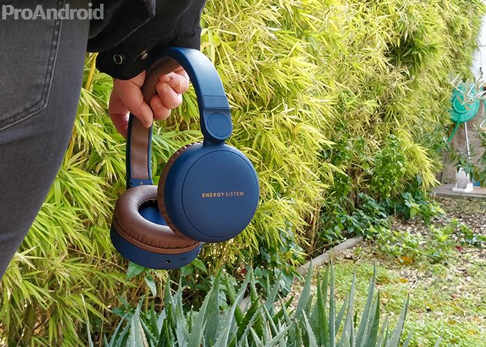 Análisis de los Energy Headphones 2 Bluetooth: unos auriculares baratos, cómodos y ligeros