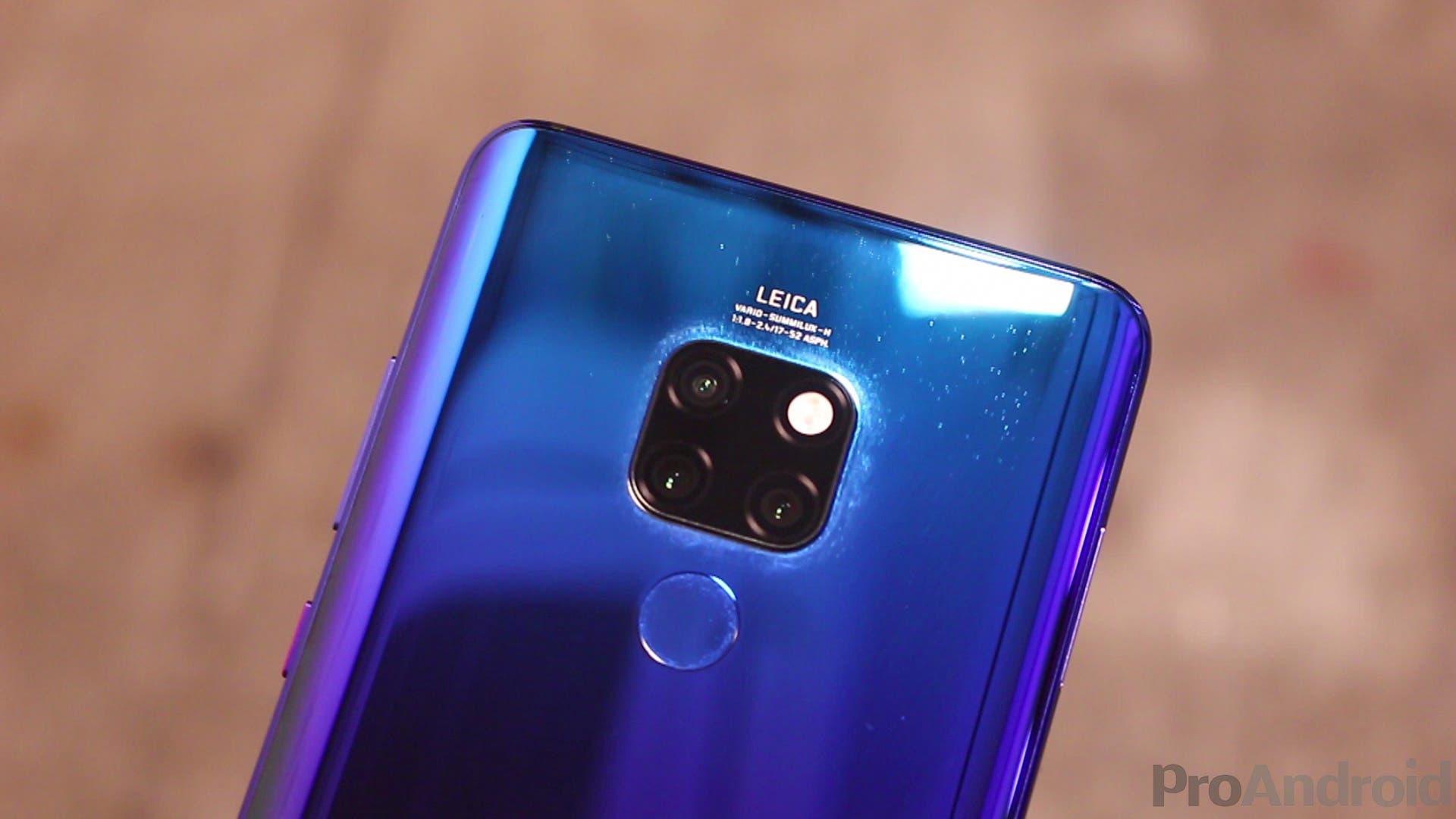 Ya puedes comprar el Huawei Mate 20 en oferta con el mejor precio del mercado