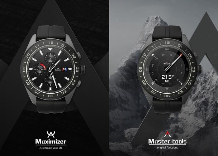 LG Watch W7: el nuevo reloj inteligente de LG ya es oficial