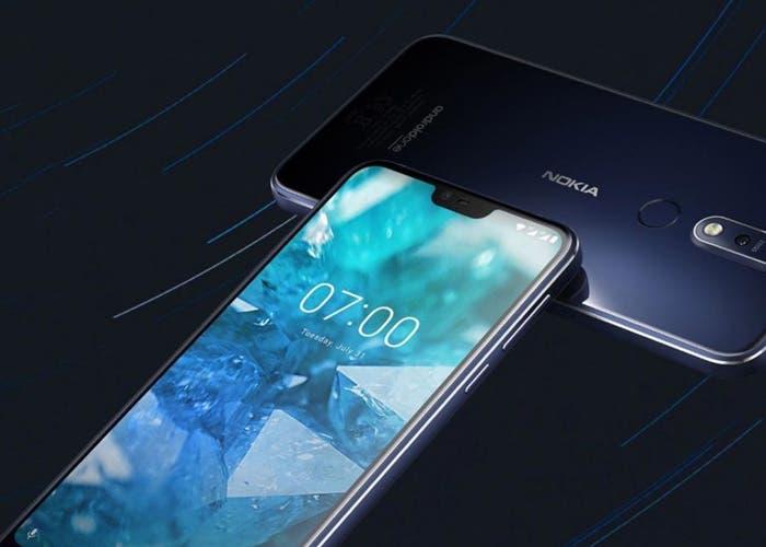Los Nokia 7.1 y Nokia 5.1 Plus ya están en España: características, disponibilidad y precio