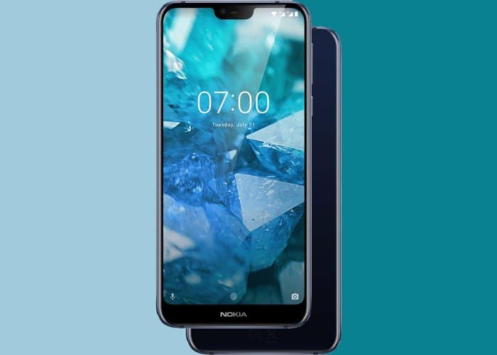 El Nokia 7.1 ya se está actualizando con Android 9 Pie