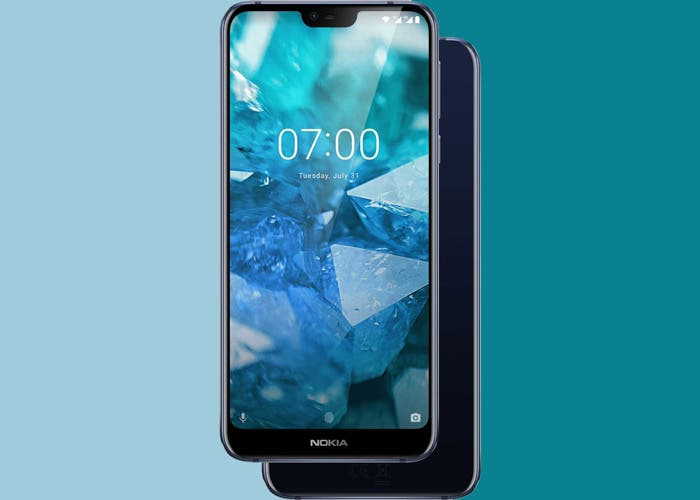 El Nokia 7.1 comienza a recibir Android 10 a nivel global