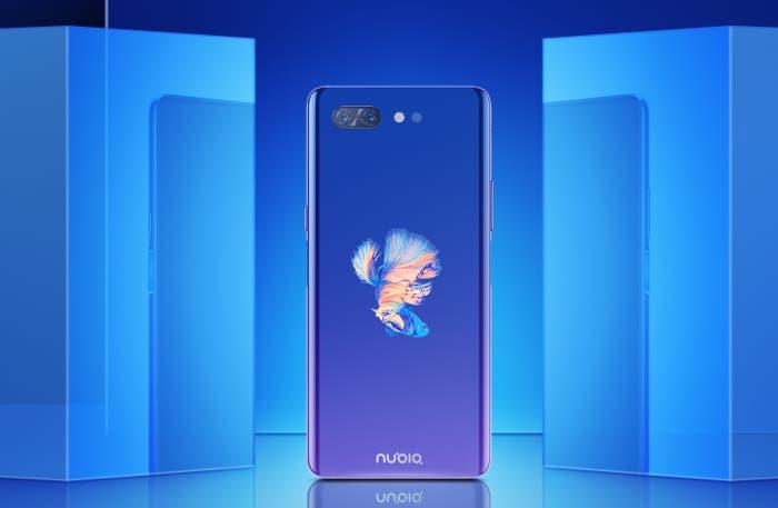 El Nubia X es oficial: sin cámara delantera pero con doble pantalla