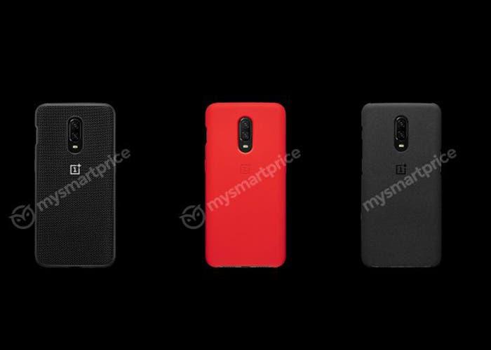OnePlus 6T: se filtran los accesorios oficiales confirmando su diseño