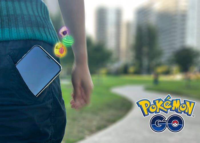 Pokémon GO presenta la función Sincroaventura