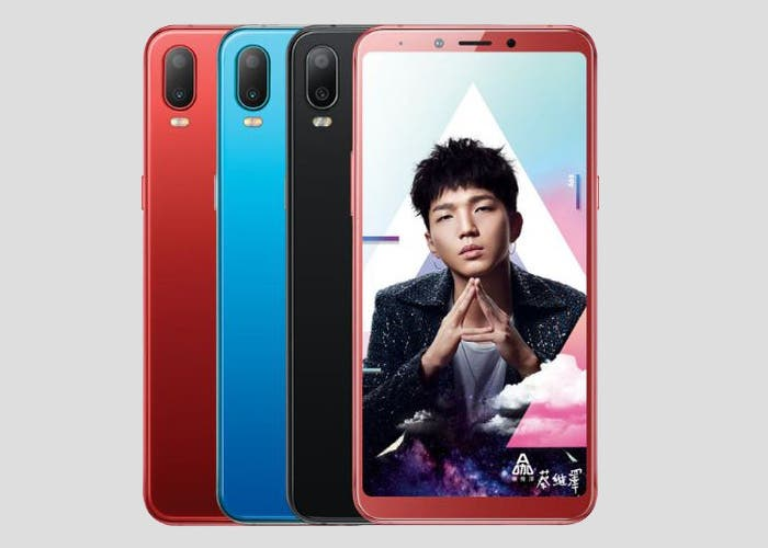 Samsung Galaxy A6s: el primer Galaxy no fabricado por Samsung ya es oficial