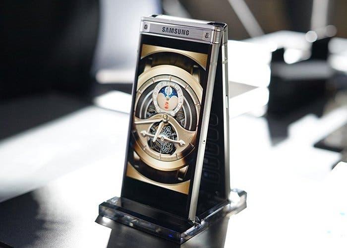 El nuevo móvil con tapa de Samsung se filtra en TENAA mostrando sus características