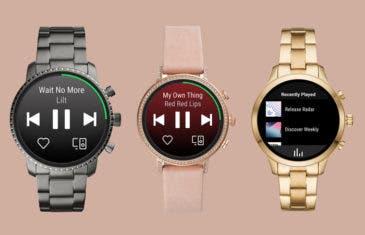 Spotify debuta en los smartwatches con una app para Wear OS