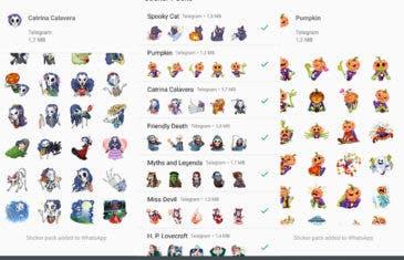 Telegram se promociona con 20 packs de stickers para WhatsApp