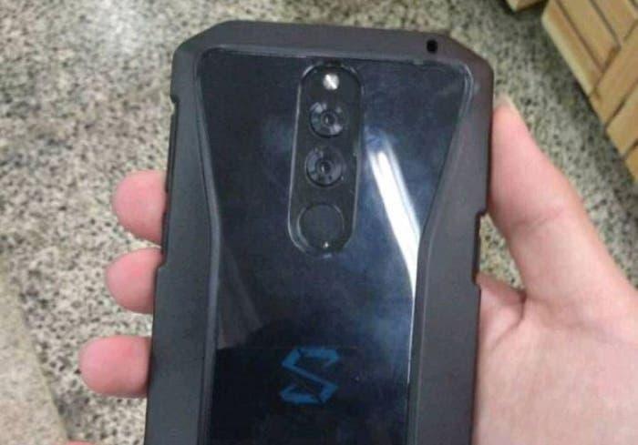 Imágenes reales del Black Shark 2: así es el nuevo móvil gamer de Xiaomi