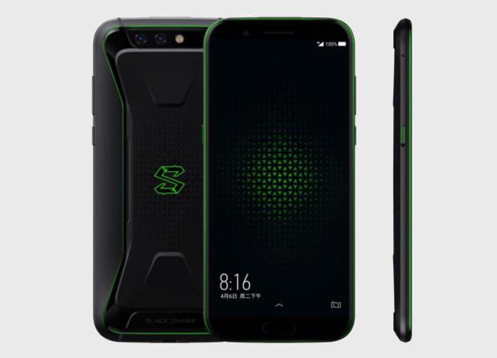 Nuevas filtraciones sobre el Xiaomi Black Shark 2: fecha de lanzamiento