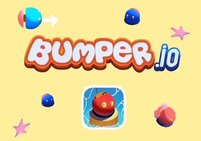 Bumper.io, un battle royale para Android sencillo y adictivo