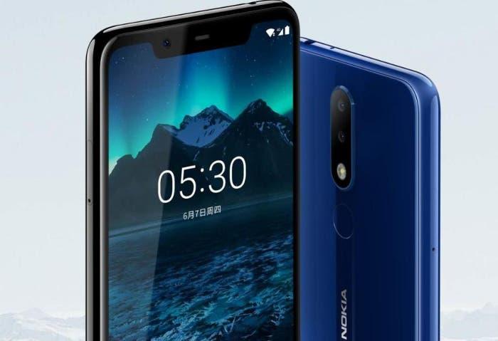 El Nokia 5.1 Plus se actualizará a Android 9.0 Pie antes de acabar el año