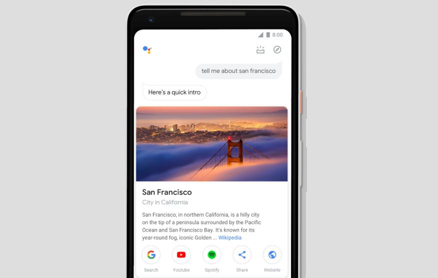 WhatsApp se integra mejor con Google Assistant: nuevas acciones por voz