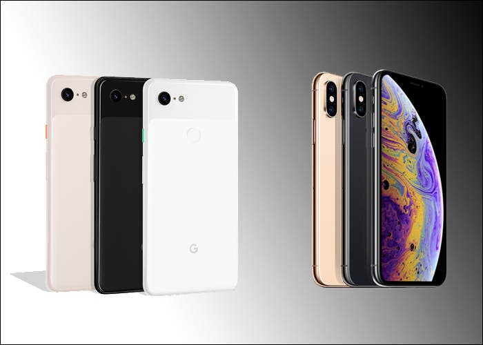 Google Pixel 3 XL VS iPhone Xs: lo mejor de Google frente lo mejor de Apple