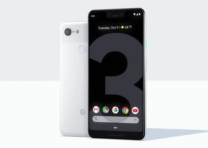 El Google Pixel 3 dice adiós a los botones y solo podrá ser controlado por gestos