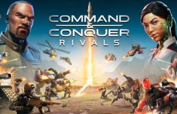 Command & Conquer: Rivals, así es el juego competitivo de EA para móviles