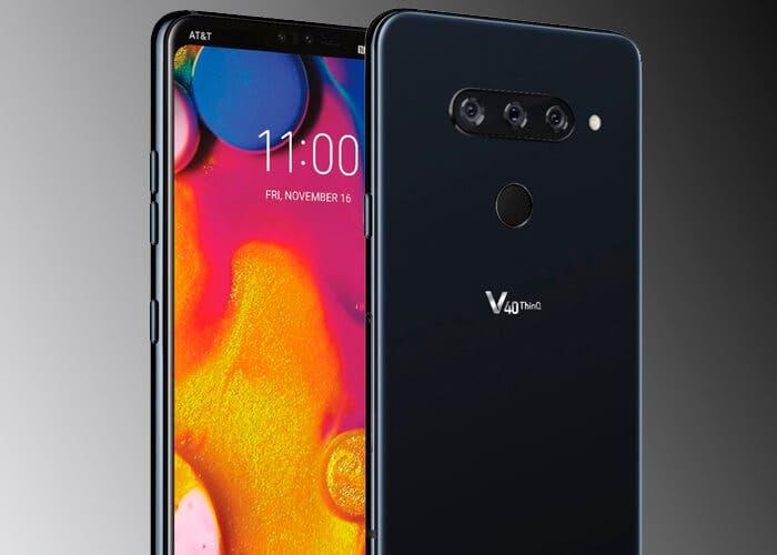 Ya sabemos las características de las cinco cámaras del LG V40 ThinQ