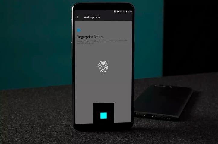 OnePlus 5T prototipo