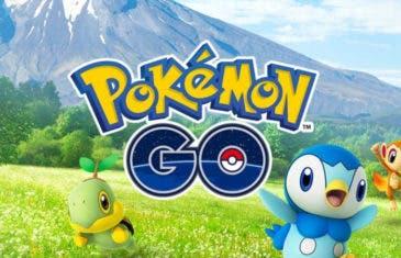 Pokémon Go estrena los Pokémon de cuarta generación, más de 100 nuevas criaturas