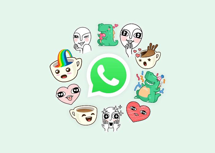 Los stickers de WhatsApp ya son oficiales: no hace falta beta