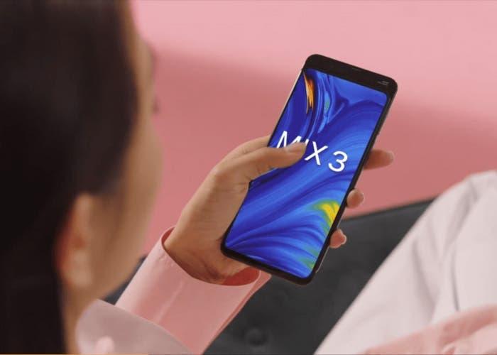 Xiaomi Mi MIX 3: se filtra el precio a dos días de la presentación