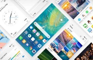 Huawei tendrá 34 modelos compatibles con la navegación por gestos
