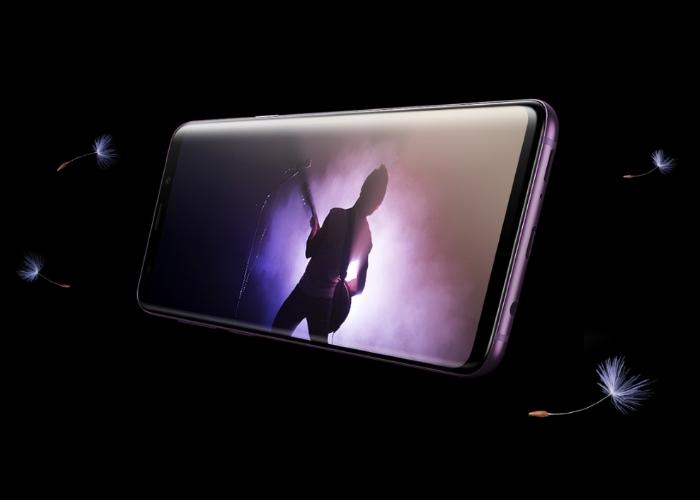 Samsung tendrá lectores de huellas ultrasónicos en su gama media
