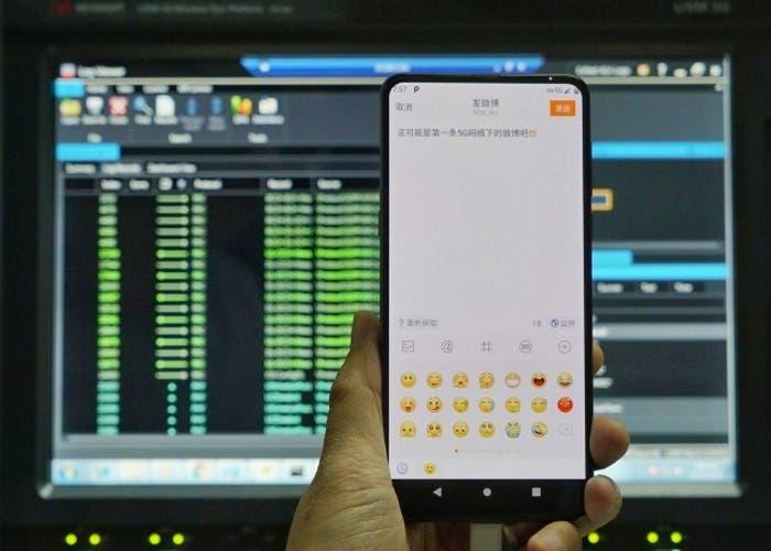 El Xiaomi Mi MIX 3 versión 5G aparece en una imagen real