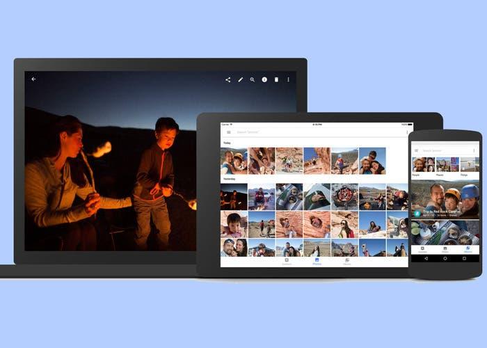 ¿Cuántas imágenes puede almacenar Google Fotos?