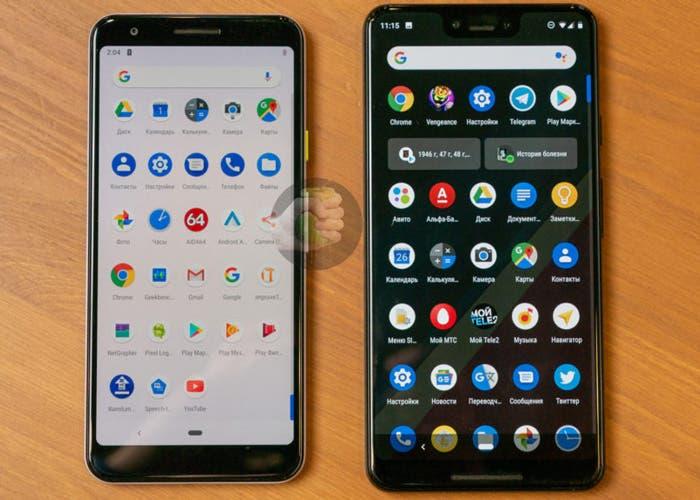 Google Pixel 3 Lite: nuevas imágenes, Snapdragon 670 y carcasa de plástico