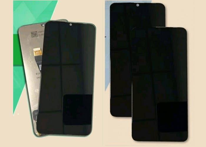 El Samsung Galaxy A8S podría lanzarse con la pantalla Infinity U
