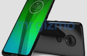 Se filtran todas las características del Motorola Moto G7 Play