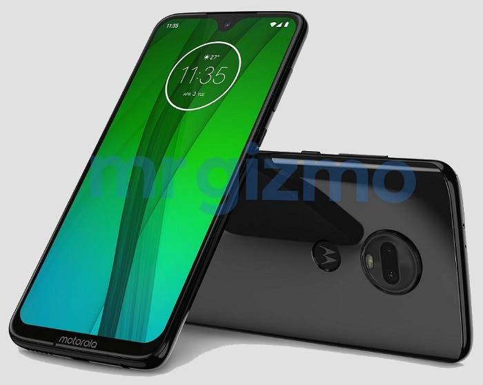 Motorola Moto G7 Power, el cuarto teléfono de la serie Moto G para 2019