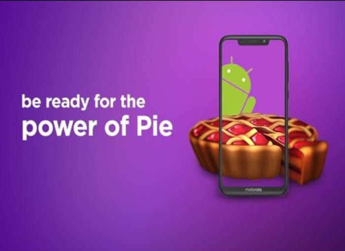 El Motorola One Power se actualizará con Android 9 Pie muy pronto