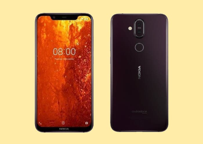 El Nokia 8.1 se filtra por completo a una semana de su presentación