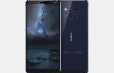 Nokia confirma que el Nokia 9 llegará a principios de 2019
