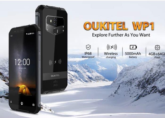 OUKITEL WP1: el móvil más resistente con un descuento increíble