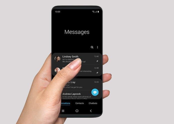 Android Q podría llegar con un modo oscuro integrado en toda la interfaz y aplicaciones