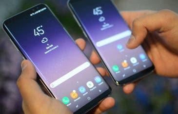 Los Samsung Galaxy S8 y Note 8 ya han sido certificados con Android 9 Pie