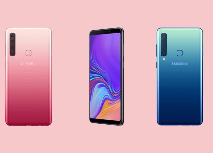 El Samsung Galaxy A9 ya es oficial en España: precios y disponibilidad