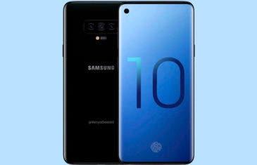 Samsung Galaxy S10: la cámara frontal quedará oculta al reproducir los vídeos