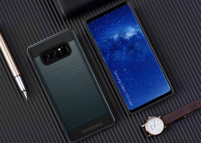 El Samsung Galaxy S10 se filtra gracias a unas imágenes de sus fundas